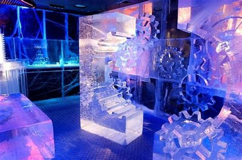 ice bar top bars around the world on pinterest nightlife los