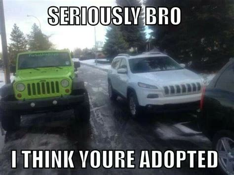 Jeep Wrangler Meme - 97 best jeep memes images on pinterest jeep stuff jeep
