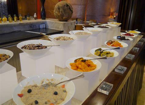Breakfast Buffet At Fazaris The Address Downtown Dubai Breakfast Buffet At
