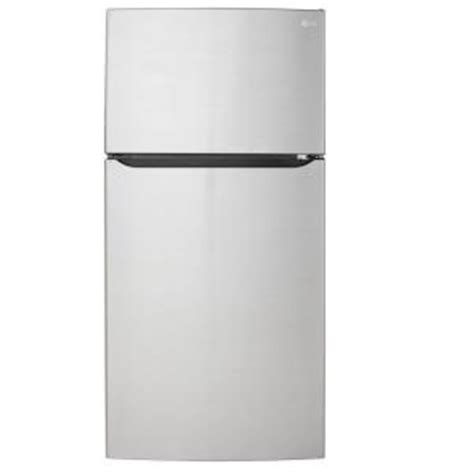1sale lg ltcs24223s electronics 23 8 cu ft top freezer