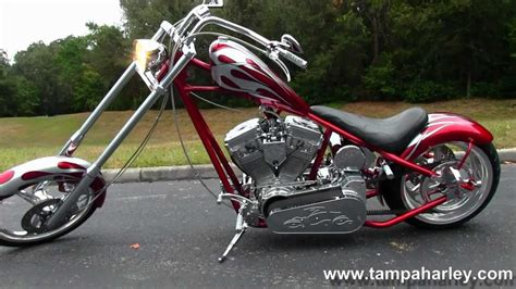 Motorcycle Attorney Orange County 5 by 2004 Orange County Chopper With Vance And Hines Exhaust