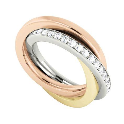 stylerocks set gold russian wedding ring for sale