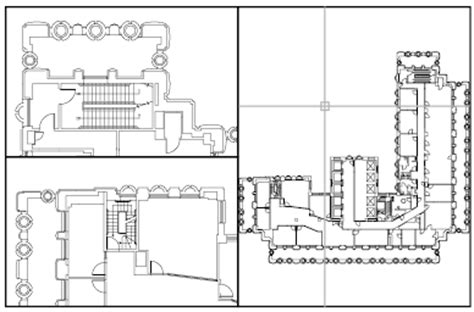 autocad layout viewport ucs set model space viewports