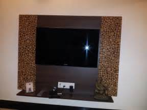 Wall Mounted Ls For Living Room Living Room Wood Wall Mounted Tv Cabinet In The Living