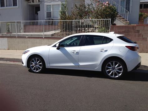 buy new mazda 3 white sgt freshly tinted photosync transition tint