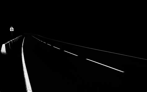 wallpaper black road back and white road full hd wallpaper and background image