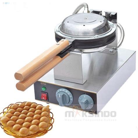 Jual Mesin Pencacah Rumput Listrik jual mesin egg waffle listrik ew06 di