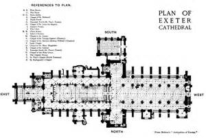 Parts Of A Cathedral Floor Plan The Project Gutenberg Ebook Of Bell S Cathedrals The