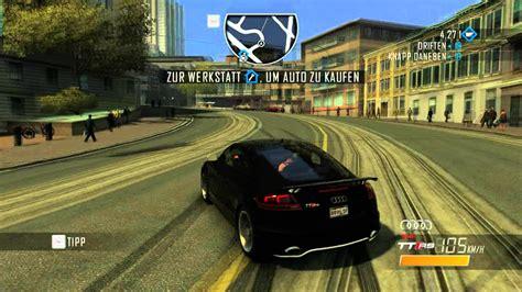 San Francisco Audi by Driver San Francisco Audi Tt Rs Review Hd 1080p