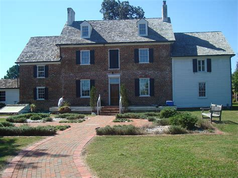 House Virginia by Ferry Plantation House