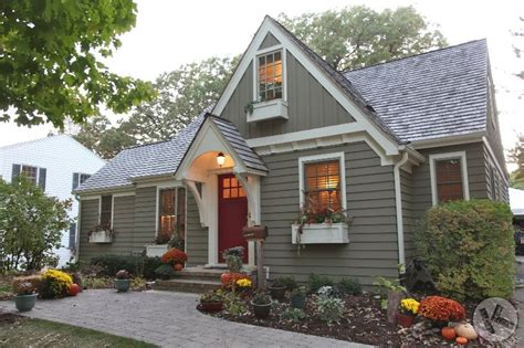 small house exterior paint ideas cement fiber siding kuhl s contracting