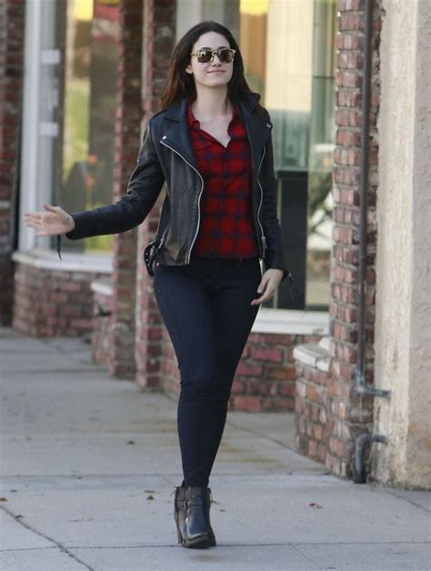 Style Emmy Rossum by Emmy Rossum Style Los Angeles October 2013