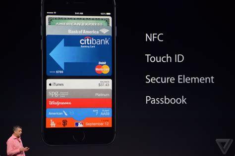 apple nfc applepay nfc shopping announced for iphone 6 allows one