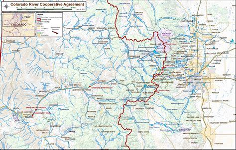 blue river colorado map images colorado river cooperative agreement colorado river district
