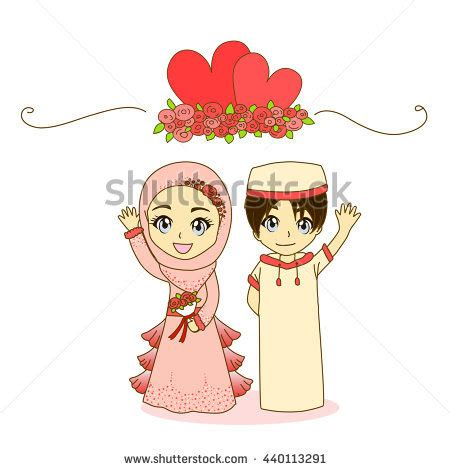 Animasi Wedding Png by Gambar 521 Lovely Muslim Images