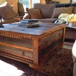 Wood Square Coffee Table Country Roads Alder Wood Square Coffee Table