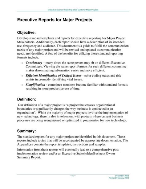 Report New Project Report Template Project Report Template Business Project Report Template