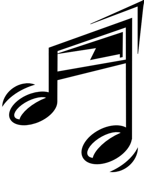 clipart music images of music notes symbols