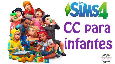 los sims 4 contenido personalizado semana 6 youtube los sims 4 infantes 161 contenido personalizado de infantes