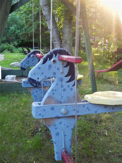 swing horse swing little horse by rainingblackstars on deviantart