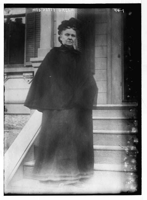 Another Look at Hetty Green, The Witch of Wall Street