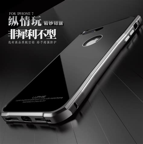 Fashion Snake Metal Bumper Tempered Glass For Iphone 5 Black luphie aircraft aluminum metal frame 9h tempered glass back cover armor king