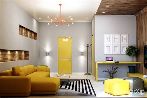 yellow interior 25 gorgeous yellow accent living rooms