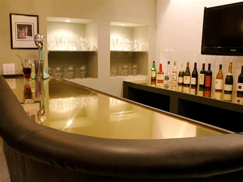 shadow box bar top basement bar ideas and designs pictures options tips