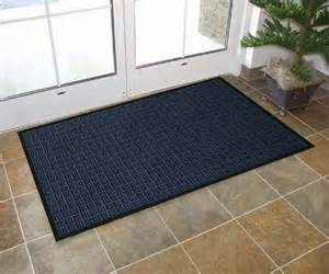 Commercial Floor Mats Gatekeeper Indoor Entrance Mat 60 Quot X 36 Quot Navy Blue