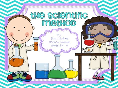 experimental design fun fab and fun in 4th scientific method freebies