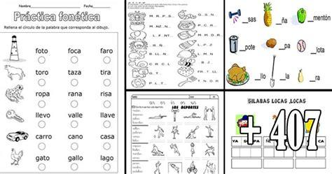 actividades para ni os de cuarto de primaria actividades de lectoescritura para ni 241 os de primaria en