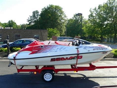 yamaha jet boat driving tips 1998 sea doo speedster powerboat for sale in georgia