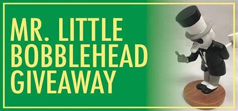 bobblehead giveaway enter our bobblehead giveaway ask mr