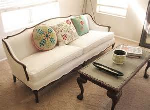 redo couch french provincial sofa redo designpalate pinterest