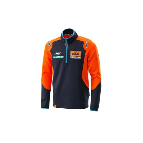 Sweater Ktm Replica Team Thin Sweater Ktm Siebla
