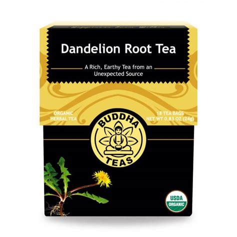 Dandelion Root Tea Detox Thc by Buy Dandelion Root Tea Bags Enjoy Health Benefits Of