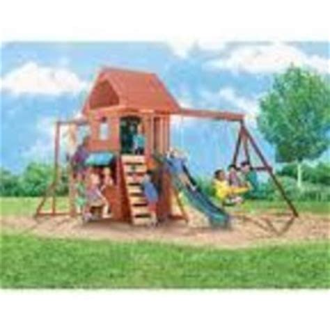 big backyard ridgeview big backyard ridgeview wood gym swing set reviews