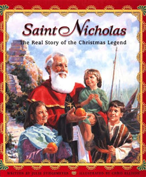 st real story christian children s book review nicholas the real