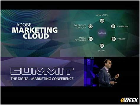 adobe showcases reinventing marketing theme at 2014 summit