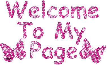 welcome to my page animation welcome to my page welcome myniceprofile com