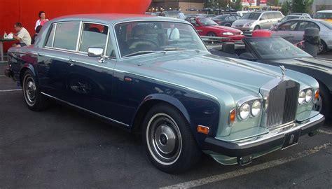 silver rolls favourite sedan besides e23 e32 e38