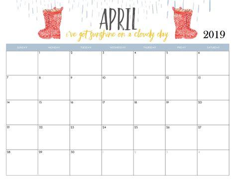 april 2019 calendar latest calendar