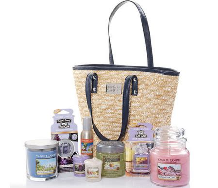Yankee Candle S Day Gift Set 25 Reg 100 S Day Gift Set Tote At Yankee Candle