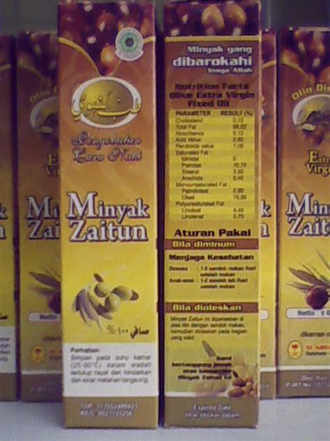Minyak Zaitun Innolife minyak zaitun moslem store