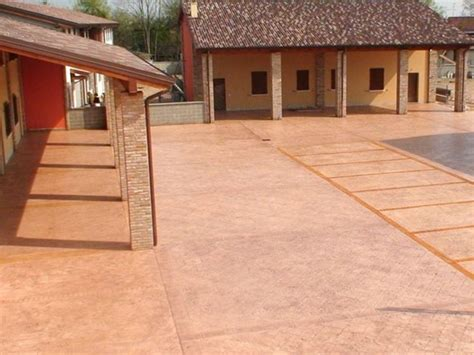 pavimenti in cemento per esterno cemento stato pavimenti esterni