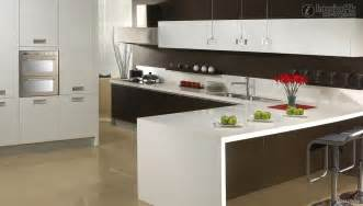 Bathroom Design Ideas 2012 modern l shaped kitchen renovation renderings of half open