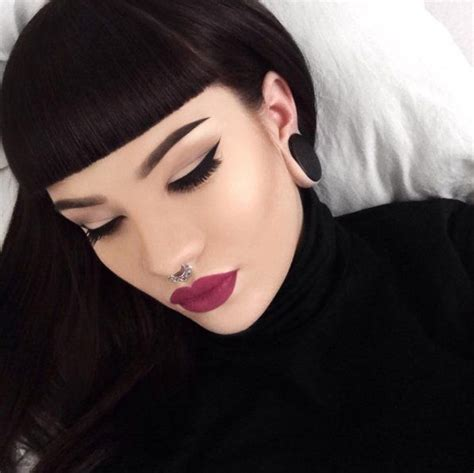 faux betty bangs best 25 faux bangs ideas on pinterest bangs long hair