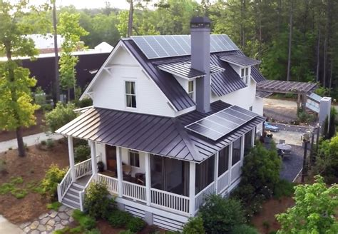 southern cottage southern living house plans four gables