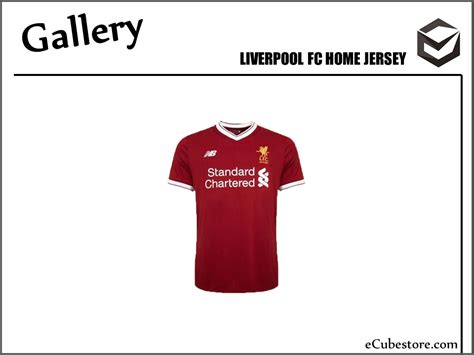 Harga Jersey Liverpool Murah by Jersey Liverpool Fc Home Jersey 2017 2018 Football