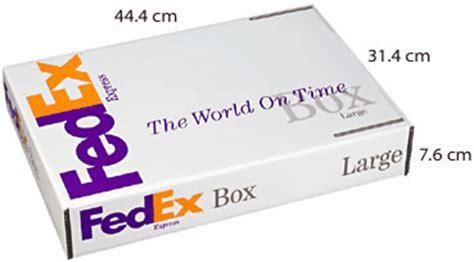 fedex large box